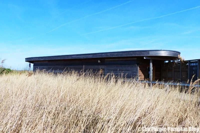 Rainham Marshes RSPB Nature Reserve - Bird Hide