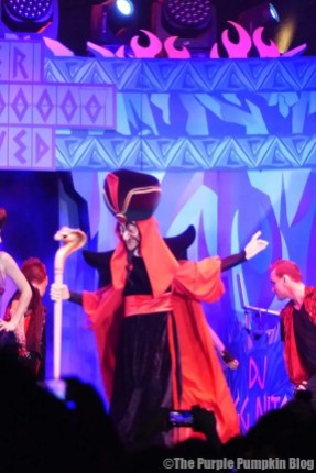 Jafar Villains Unleashed at Disney Hollywood Studios
