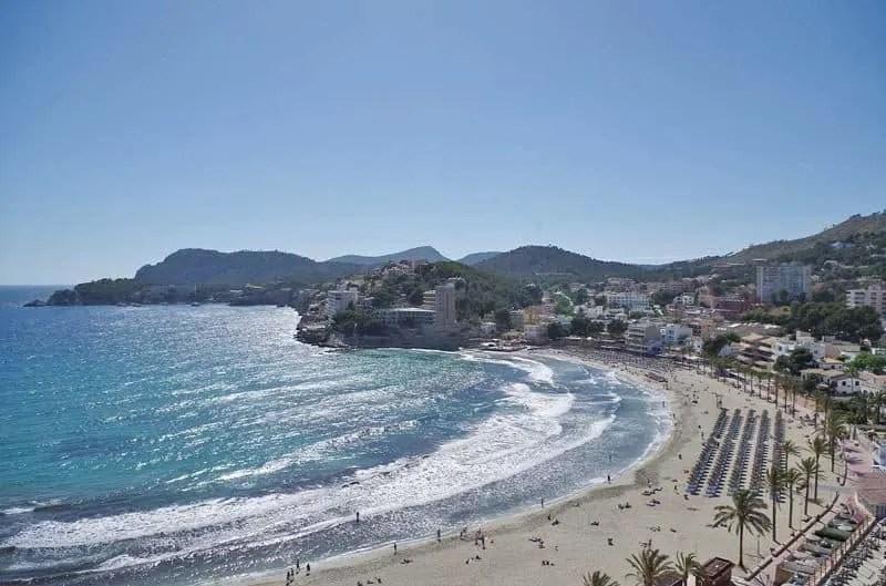 Beaches in Mallorca