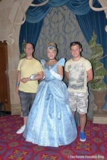 Breakfast at Cinderella's Royal Table