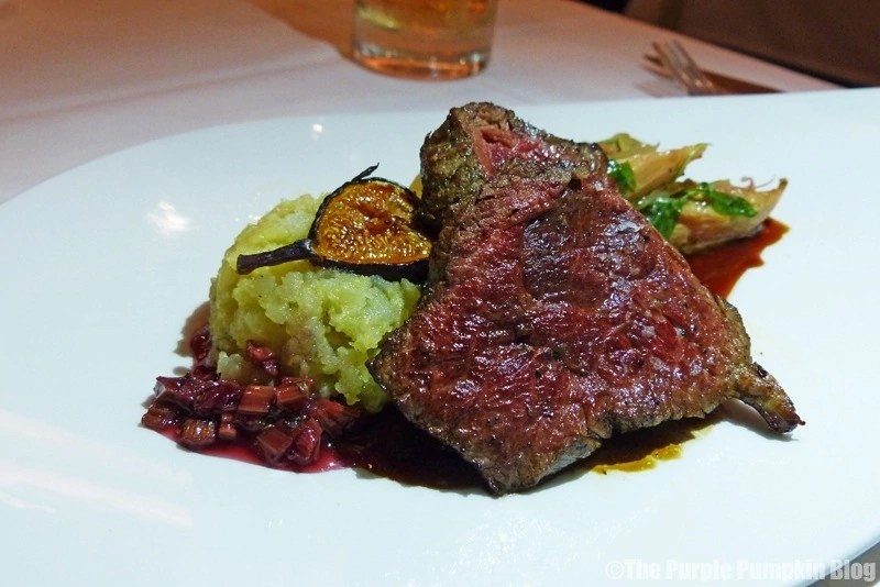 Bison Tenderloin - California Grill at Disney's Contemporary Resort
