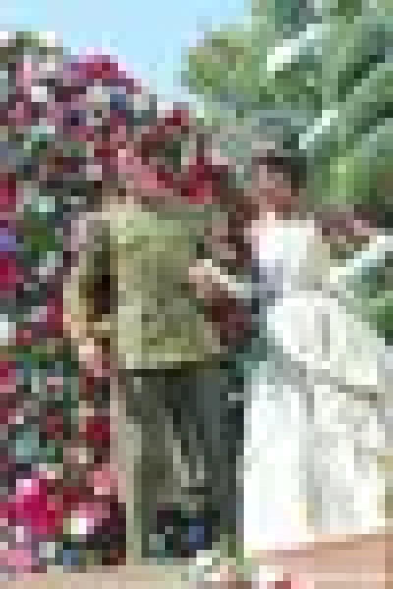 Prince Nazeem & Tiana - Festival of Fantasy Parade at Disney's Magic Kingdom