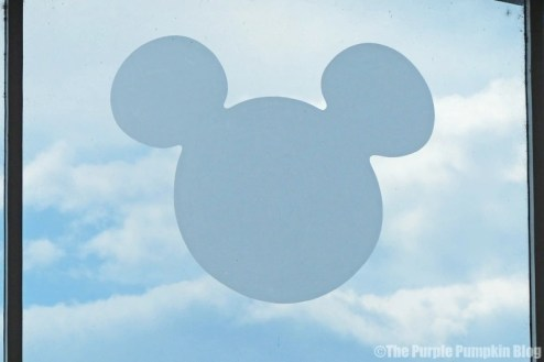Hidden Mickey at Magic Kingdom