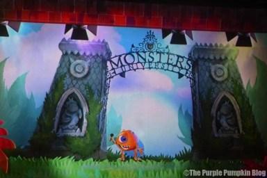 Monsters Inc Laugh Floor