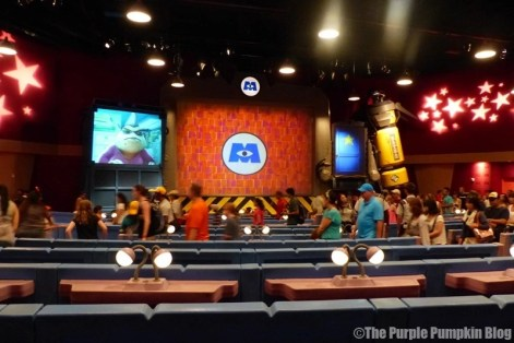 Monsters Inc Laugh Floor