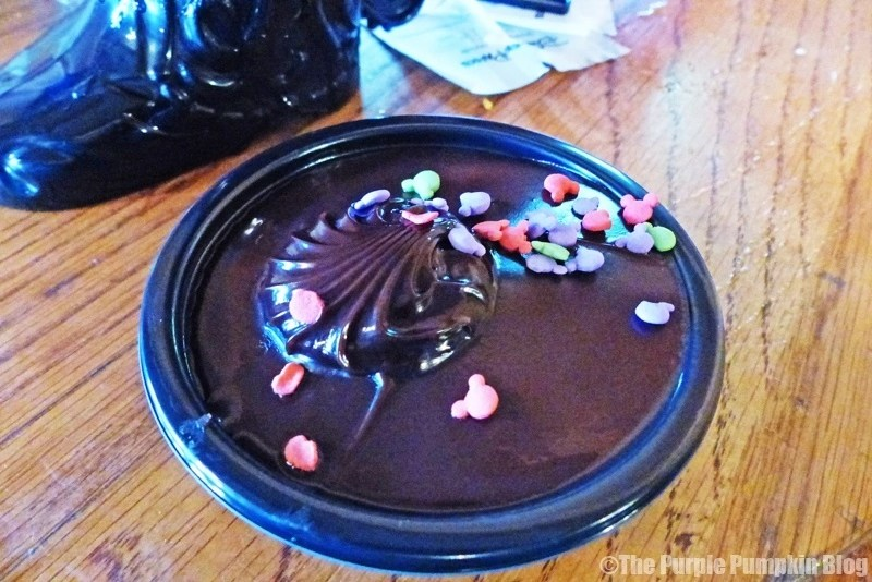 Chocolate Cake at Pecos Bill Tall Tale Inn & Cafe