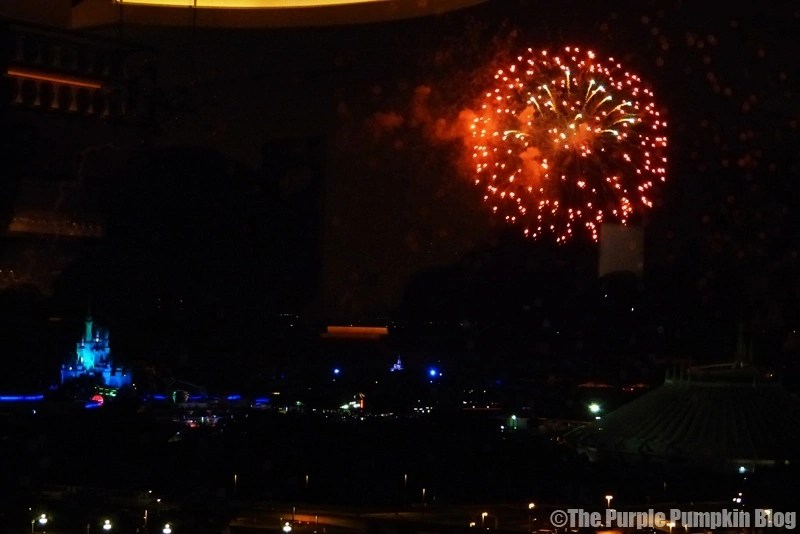 Wishes from California Grill at Disney's Contemporary Resort