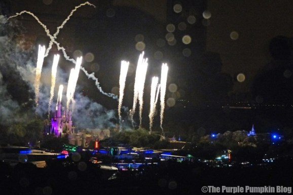 Wishes from California Grill at Disneys Contemporary Resort
