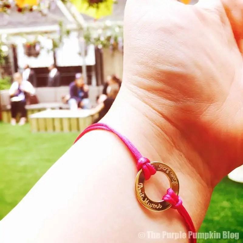 BritMums Live Bracelet