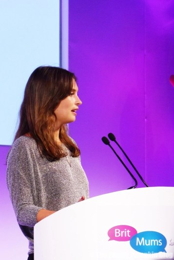 Deliciously Ella - Ella Woodward at Brit Mums Live