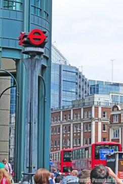 London Liverpool Street Station