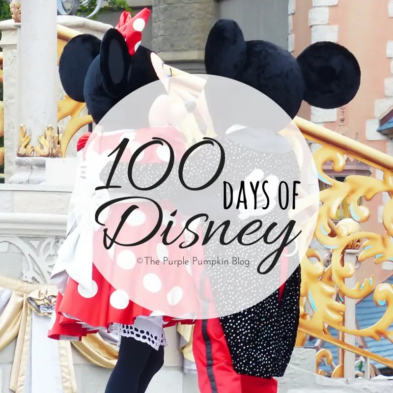 100 Days of Disney 2015