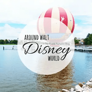 Around Walt Disney World on The Purple Pumpkin Blog