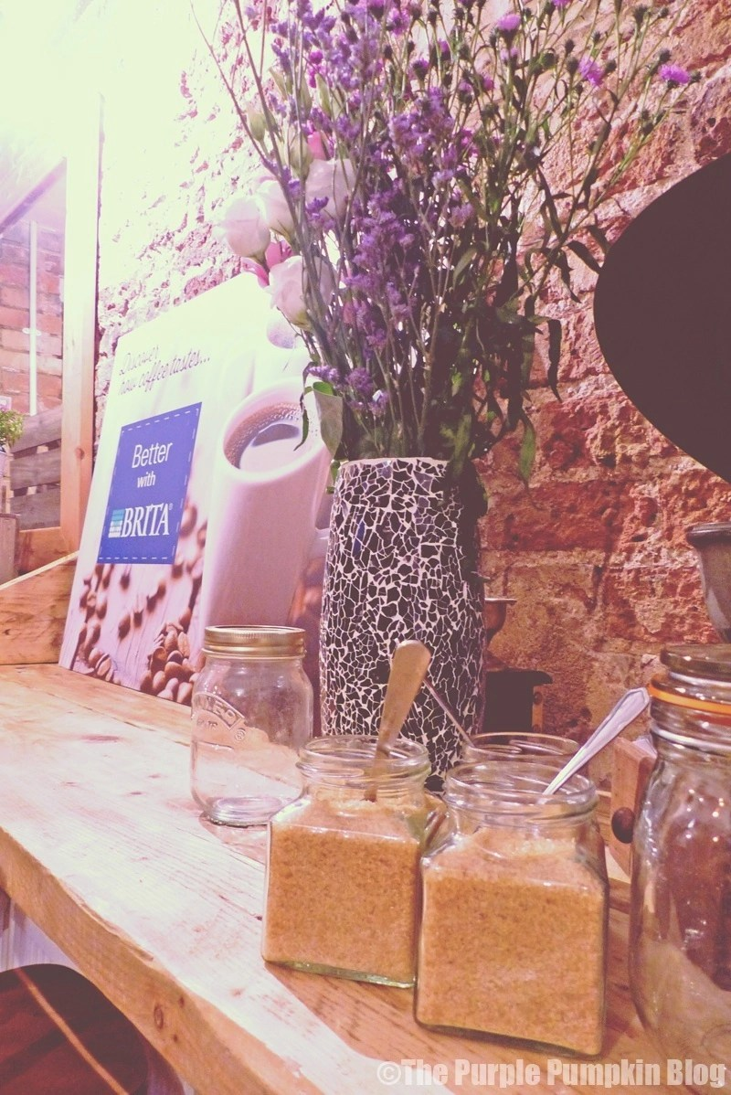Better with BRITA - Chemex Coffee Making Event