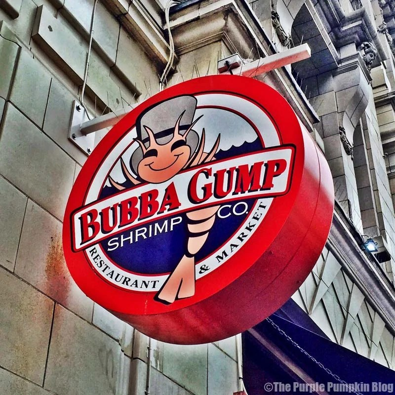 Restaurant Bubba Gump London