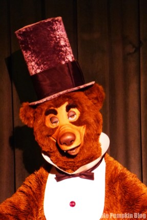 Country Bear Jamboree - Frontierland, Magic Kingdom, Walt Disney World