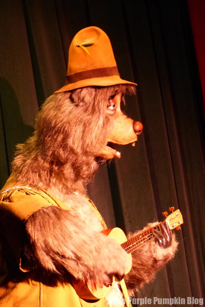 Country Bear Jamboree - Frontierland, Magic Kingdom, Walt Disney World - Terrance
