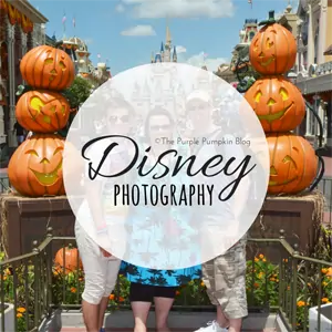 Disney Photography on The Purple Pumpkin Blog