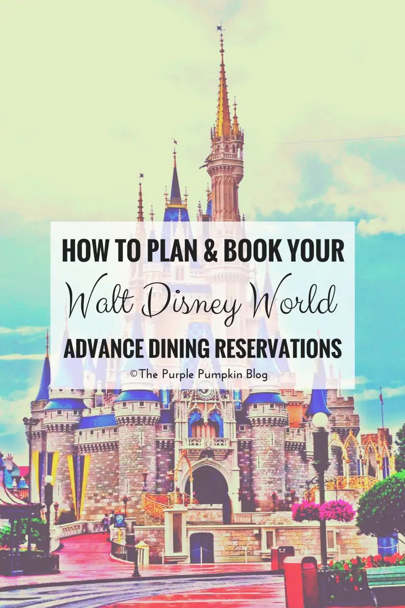 How To Plan & Book Your Walt Disney World Advance Dining Reservations (ADRs) At 180 days out, you can start reserving a table at one of the Disney restaurants - it takes planning, so read this guide first!