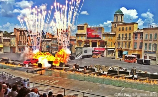 Lights, Motors, Action! Extreme Stunt Show - Hollywood Studios