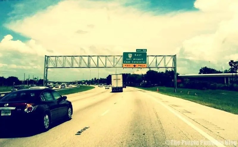 Orlando Roads - MCO Sign