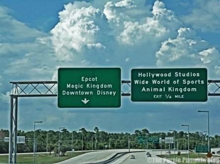 Road Signs in Orlando