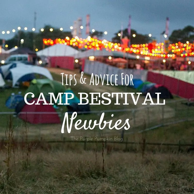 Tips and Advice for Camp Bestival Newbies