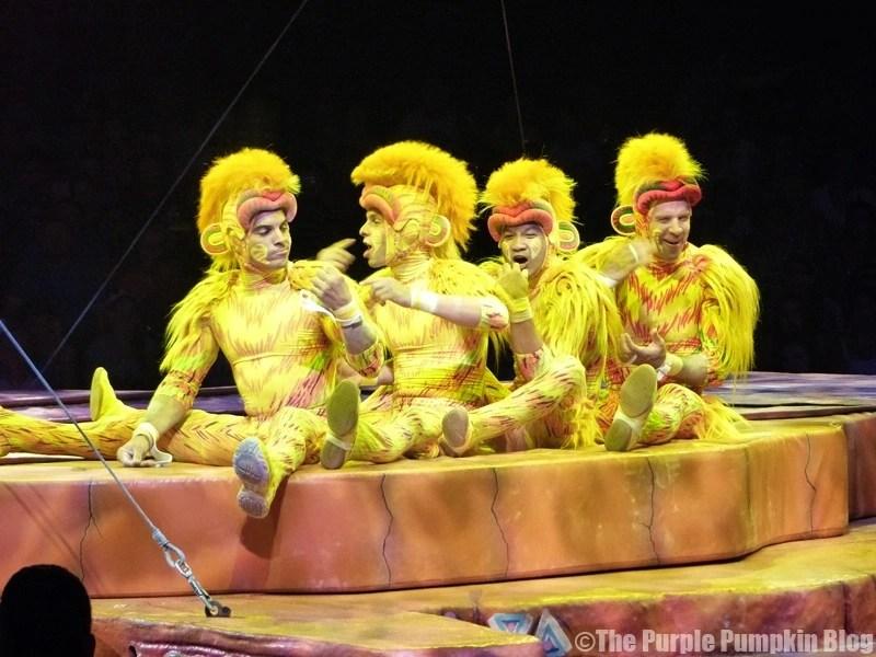 Animal Kingdom - Festival of the Lion King (17)