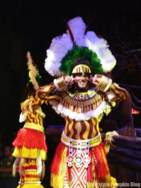 Animal Kingdom - Festival of the Lion King (2)