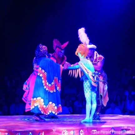Animal Kingdom - Festival of the Lion King (7)
