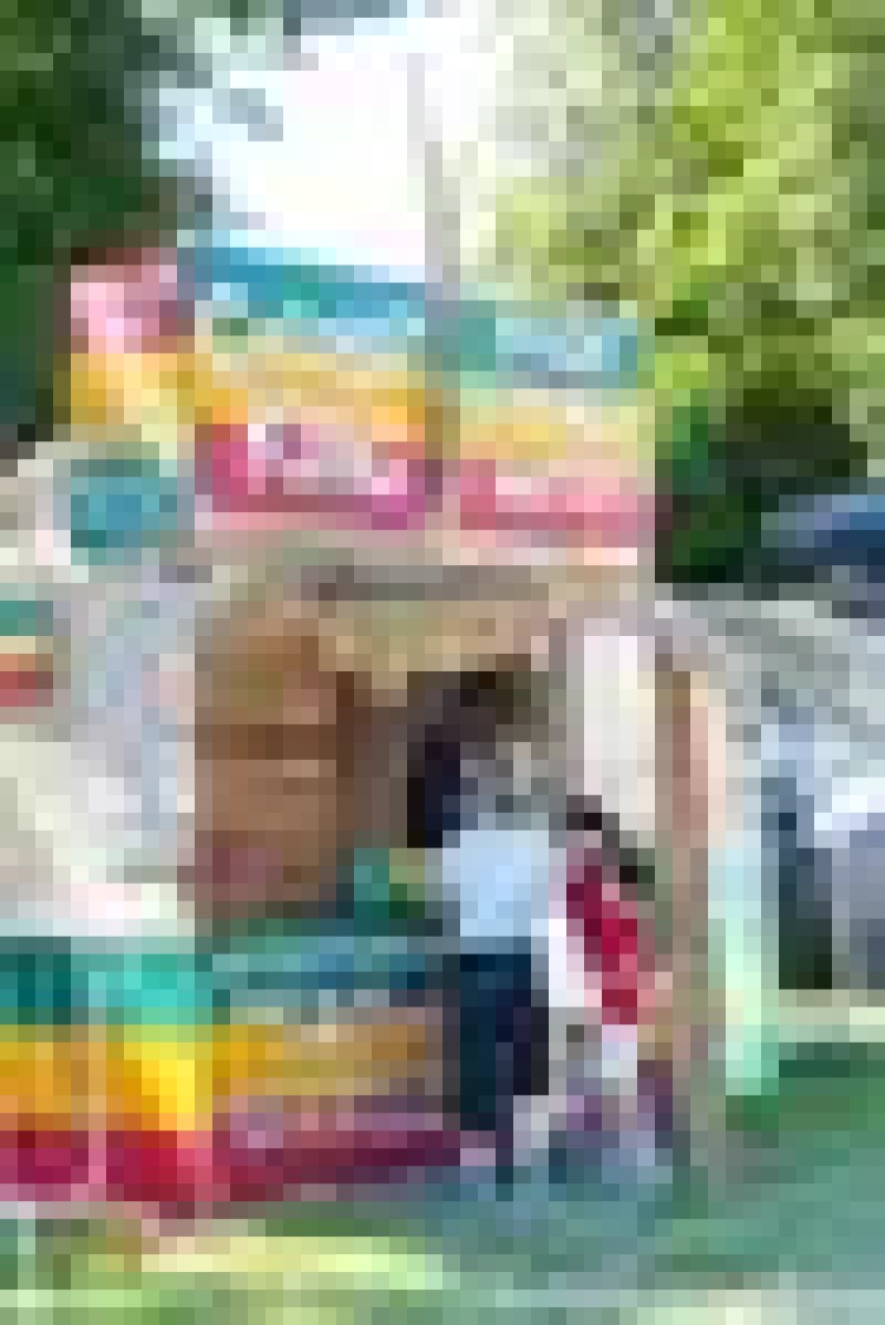 Coconut King at Camp Bestival
