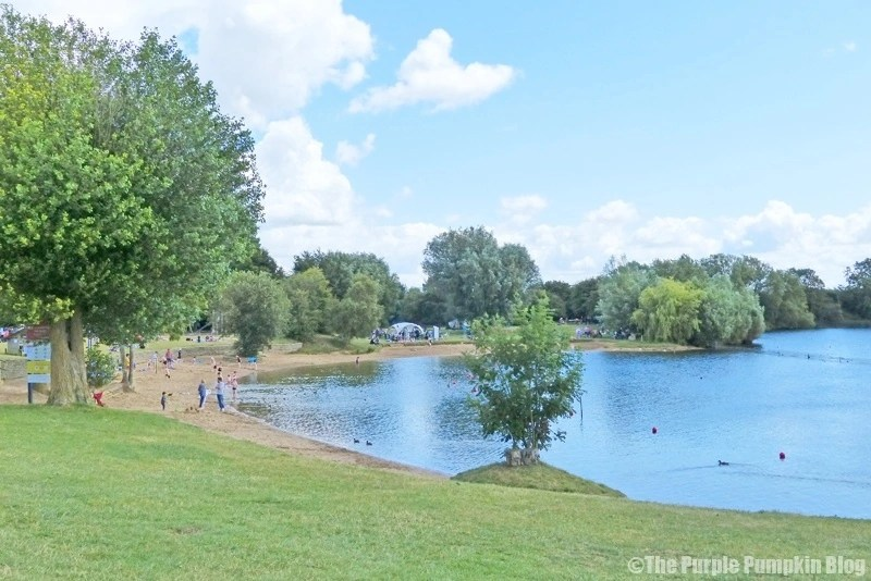 Cotswold Water Park and Beach