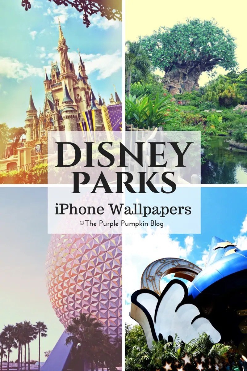 Disney Parks Iphone Wallpapers 20 100daysofdisney