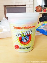 Disney Snacks - Goofy's Cotton Candy