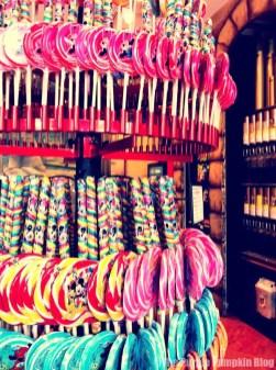 Disney Snacks - Lollipops