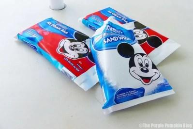 Disney Snacks - Mickey Premium Ice-Cream Bars