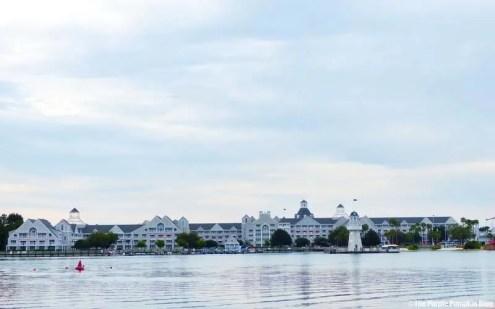 Disney's Beach & Yacht Club Resorts