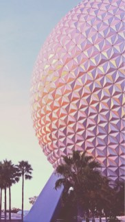 Epcot iPhone Disney Wallpaper