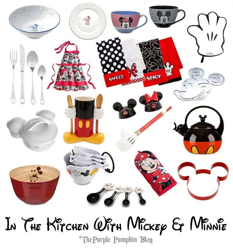 In The Kitchen With Mickey Minnie