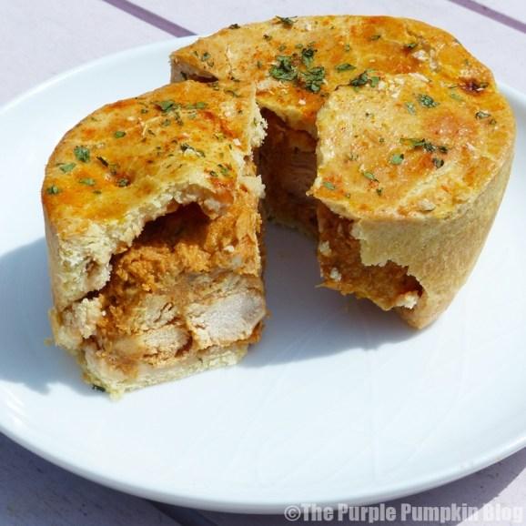 Okemoor - Boom Kitchen Tikka Tarka Masala Pie