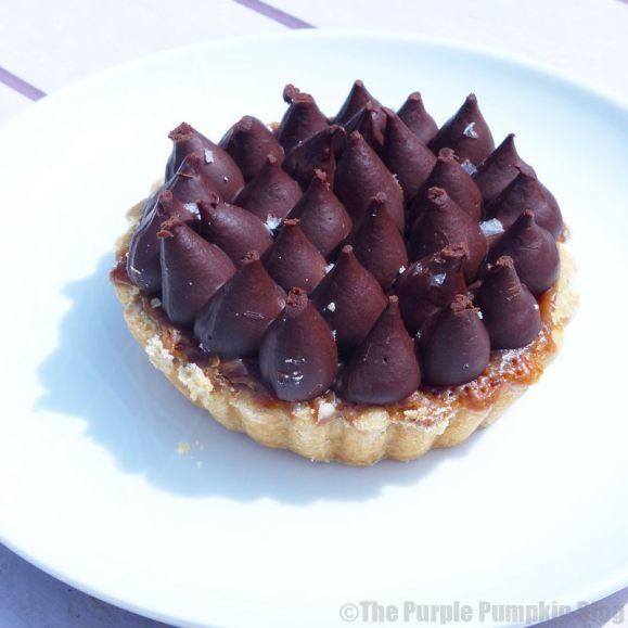 Okemoor - Caramel Nut Tart