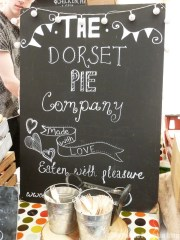 The Dorset Pie Company at Camp Bestival