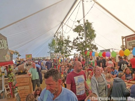 The Feast Collective at Camp Bestival