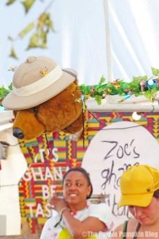 Zoe's Ghana Kitchen at Camp Bestival
