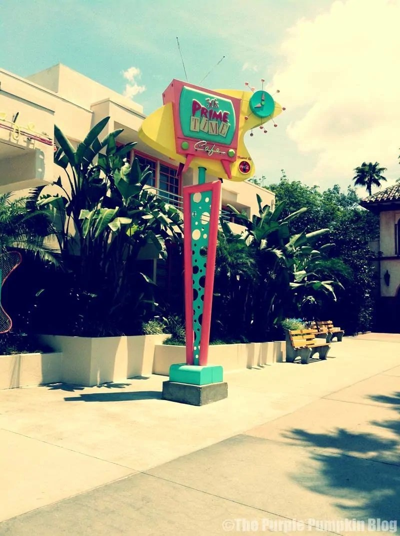 50s Prime Time Cafe - Disneys Hollywood Studios