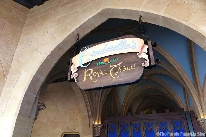 Cinderellas Royal Table - Magic Kingdom