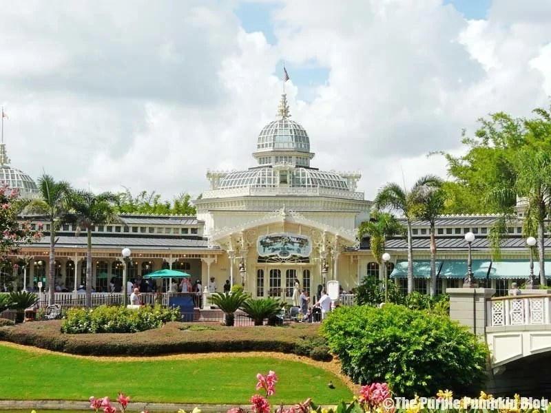 Crystal Palace - Magic Kingdom