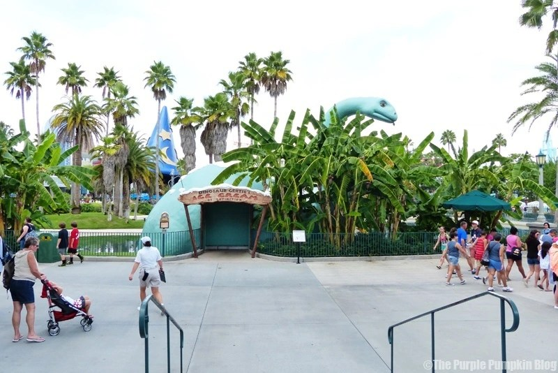 Dinosaur Gerties Ice Cream of Extinction - Disneys Hollywood Studios