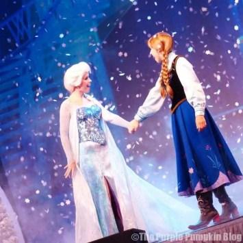 Frozen Sing Along - Disney Hollywood Studios