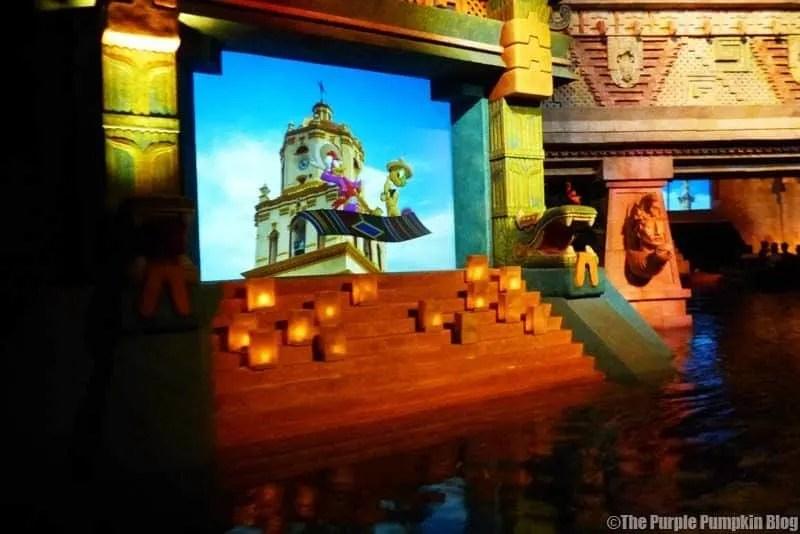 Grand Fiesta Tour starring the Three Caballeros - Epcot